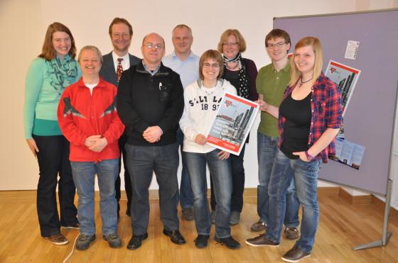 CVJM Petri Vorstand 2013